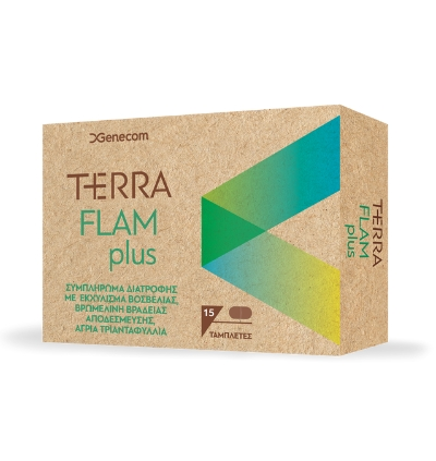 Terra Flam Plus Softgels
